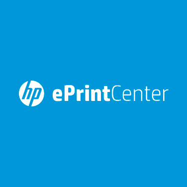 HPePrintCenter - Home Page Design Concept